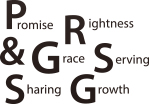 Promise Rightness and Grace Serving Sharing Growth